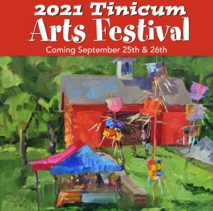 Tinicum Arts Festival in September